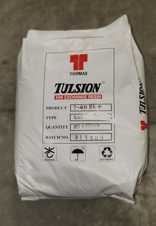 Tulsion ION Exchange Resin T-40 Na