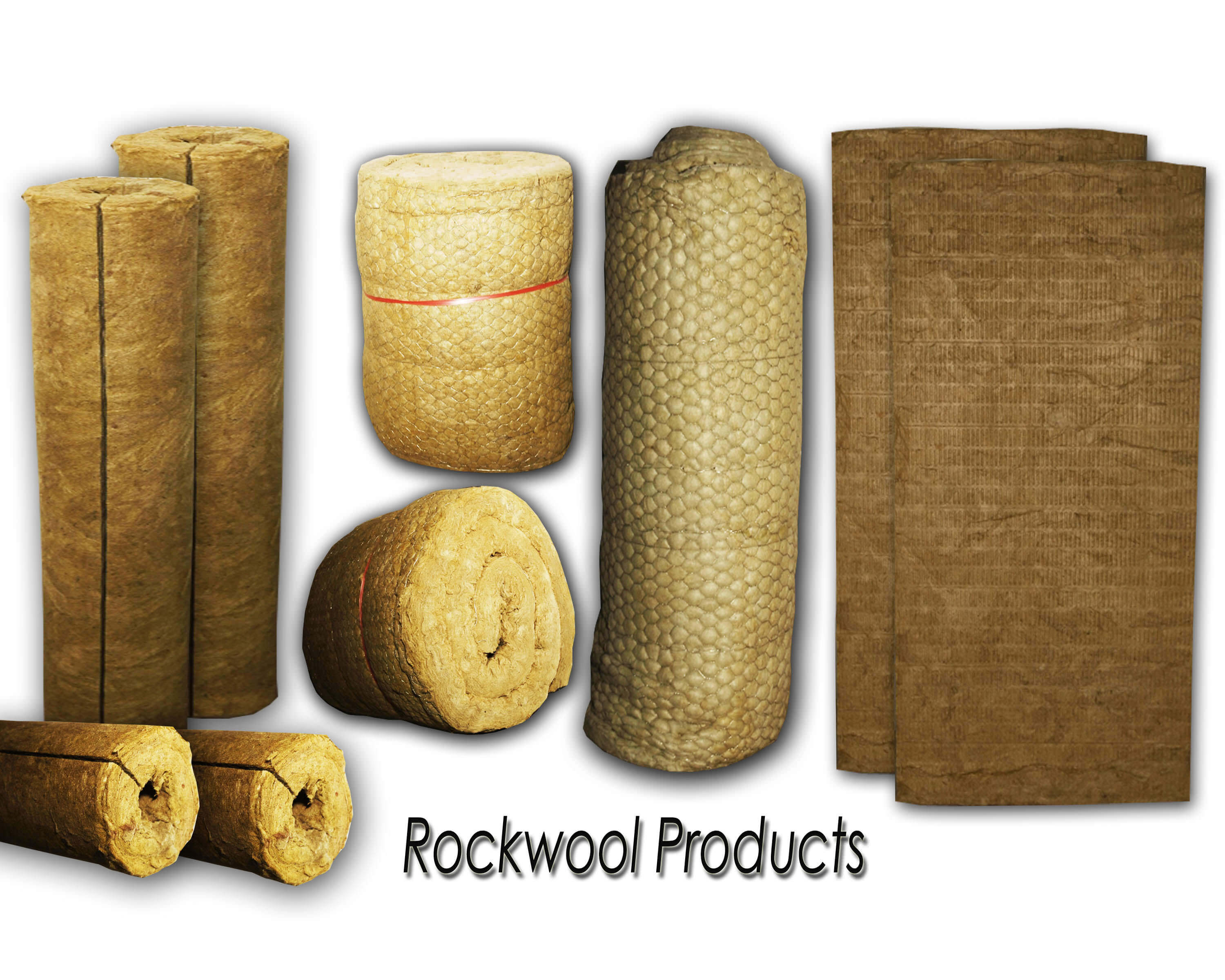 Rockwool or Mineral Wool