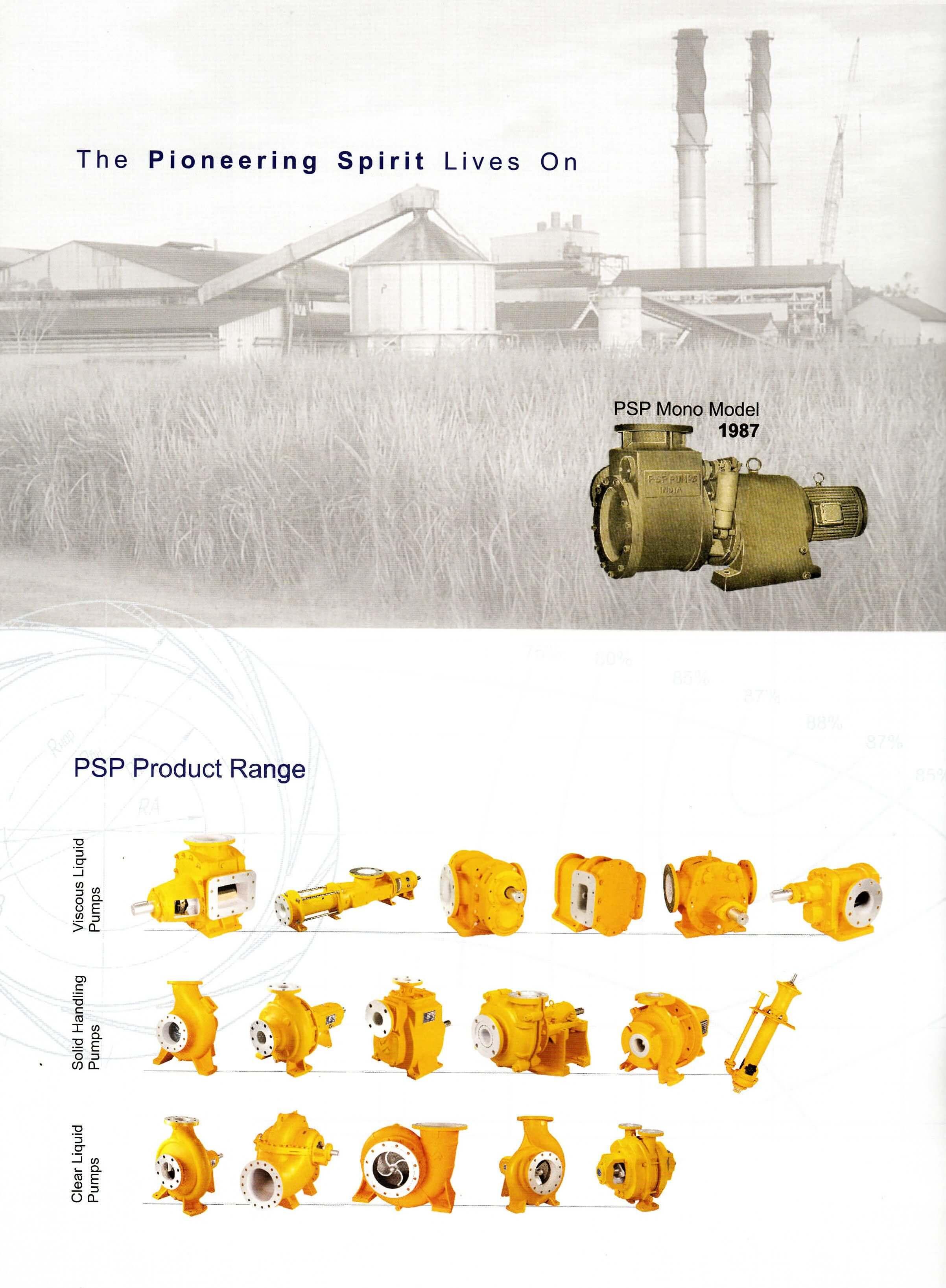 PSP Model