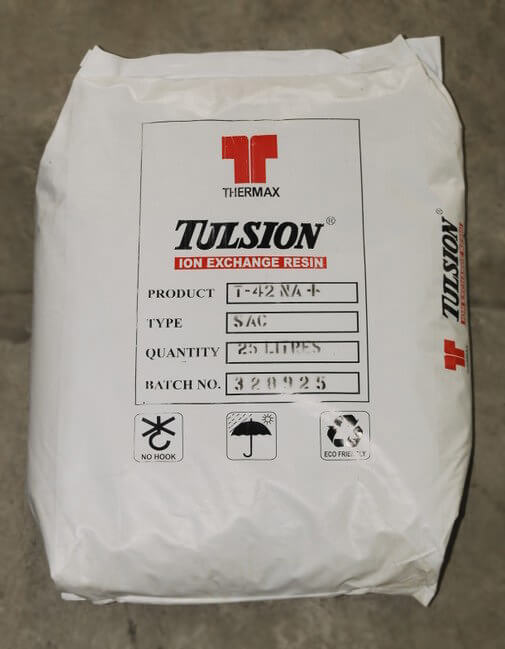Tulsion ION Exchange Resin T-42 Na