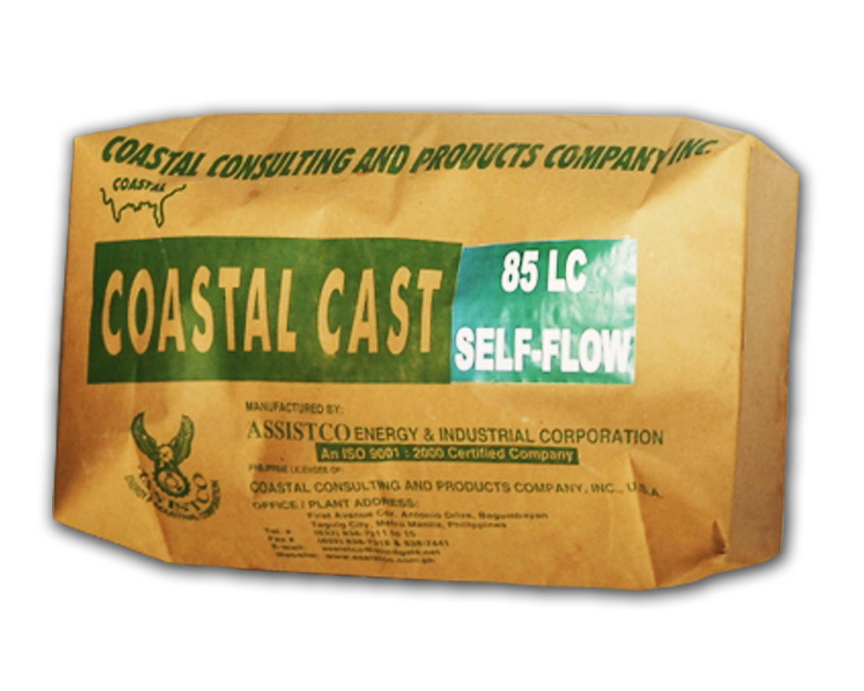Coastal Cast 85 LC Self-Flow