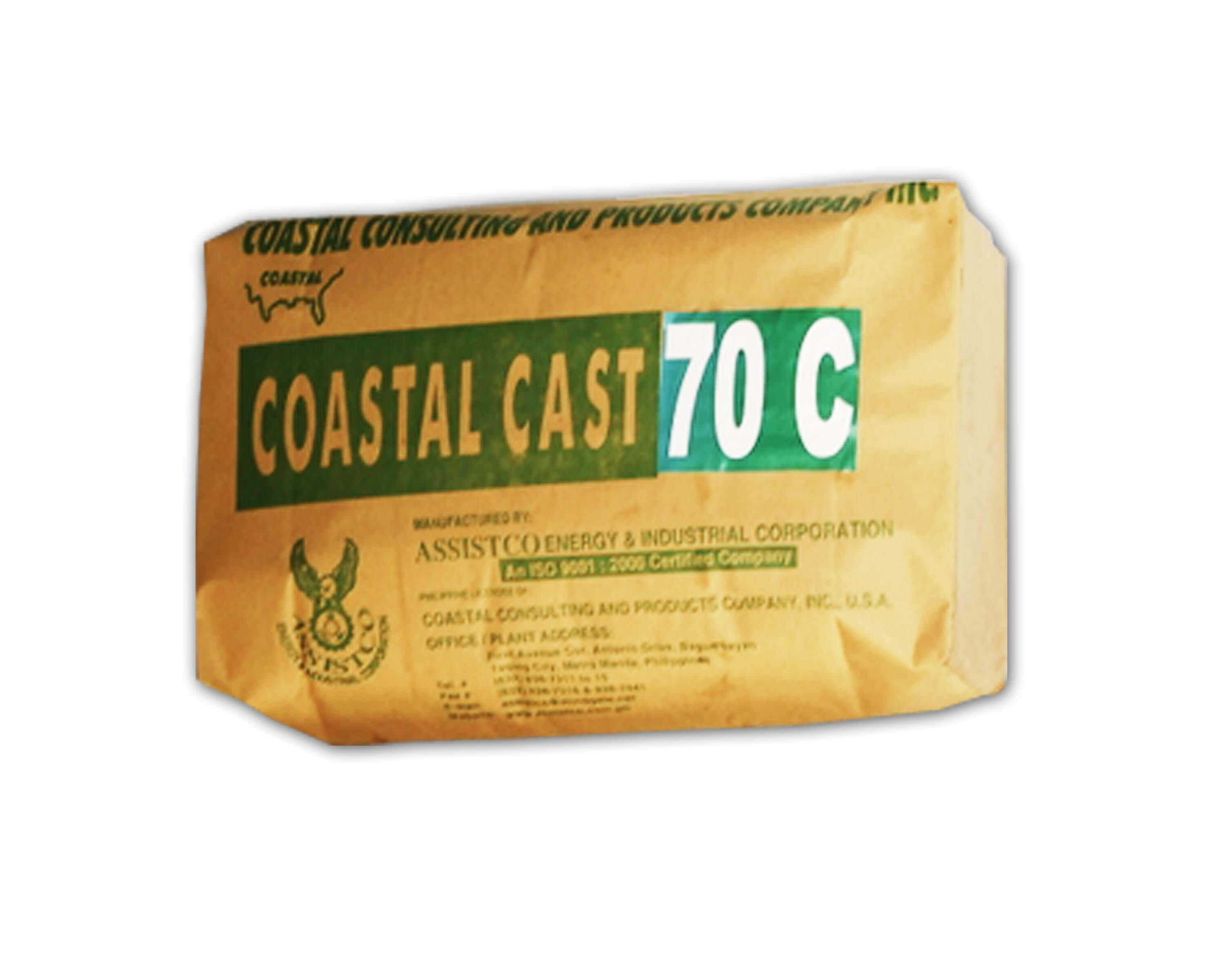 Coastal Conventional Castables