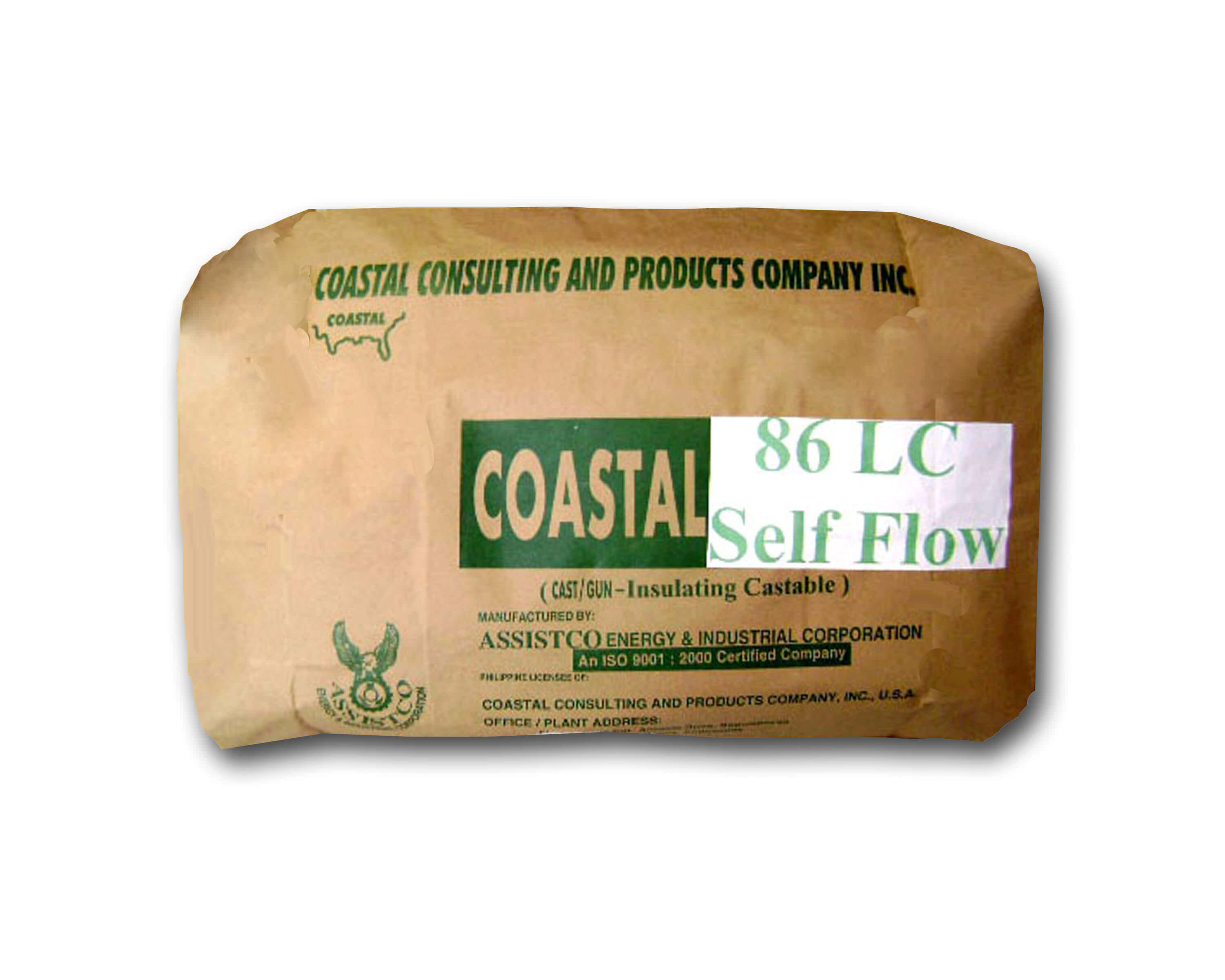 Coastal Self-Flow Cast 86 LC