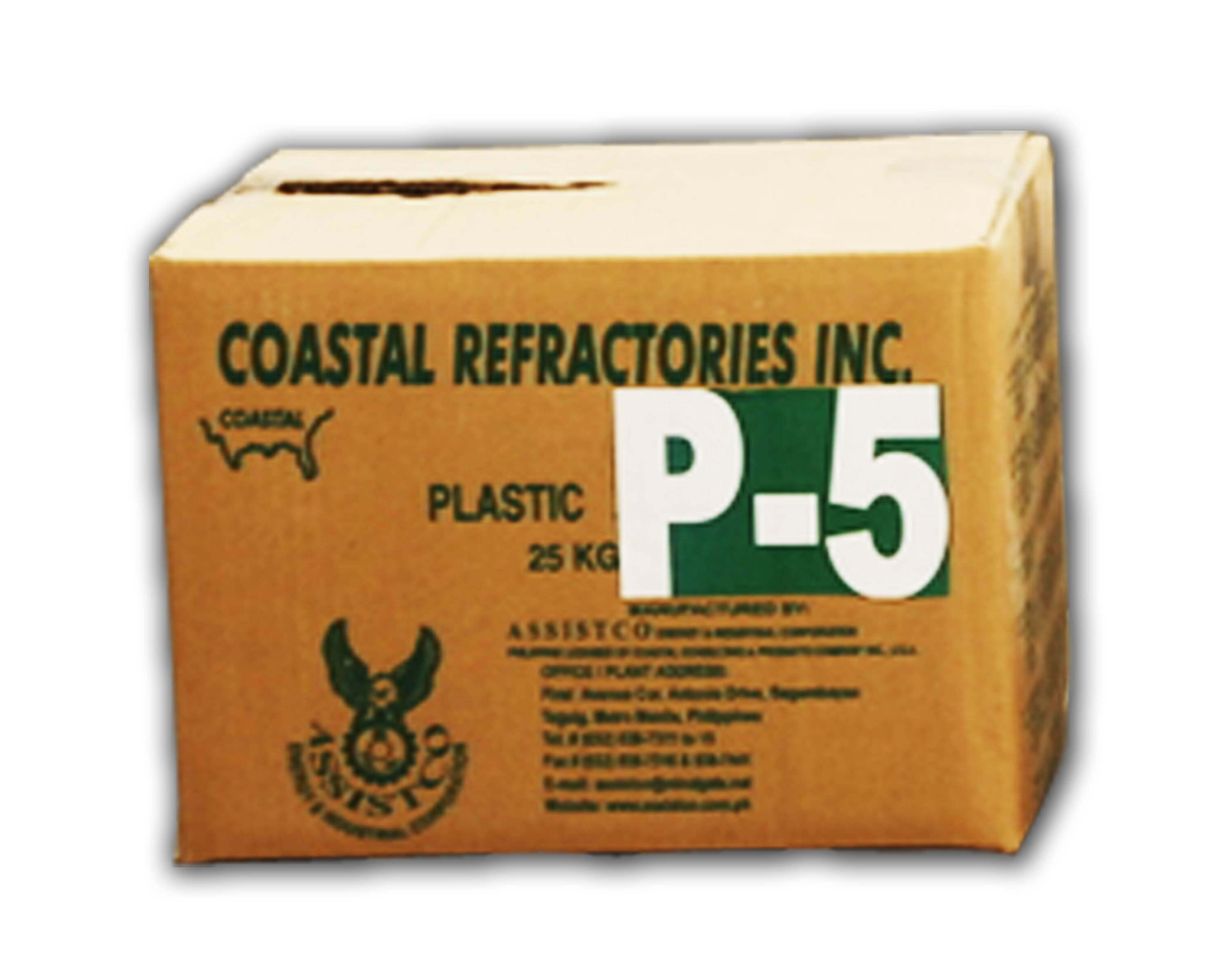 Coastal Plastic Mouldables P5