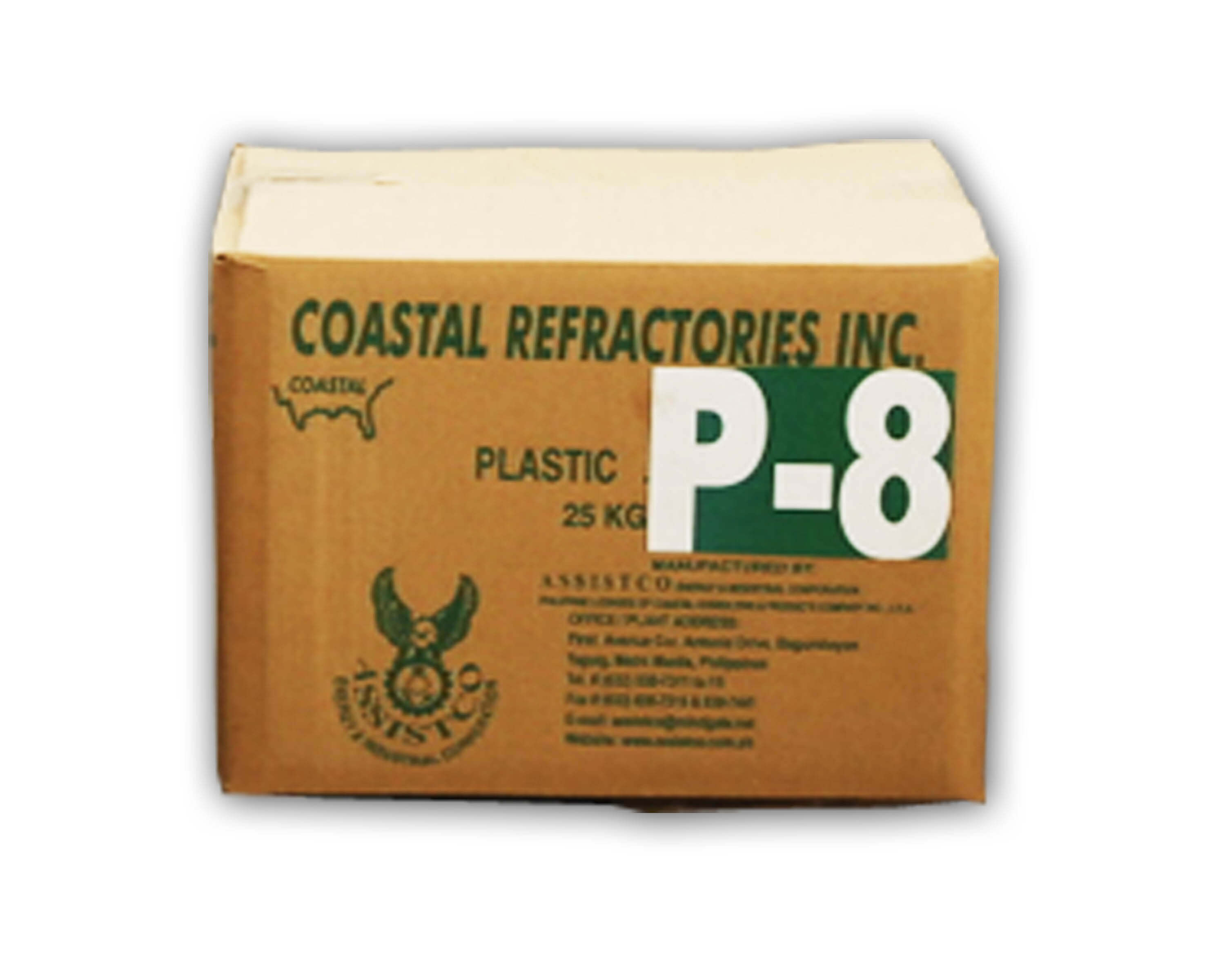 Coastal Plastic Mouldables P8