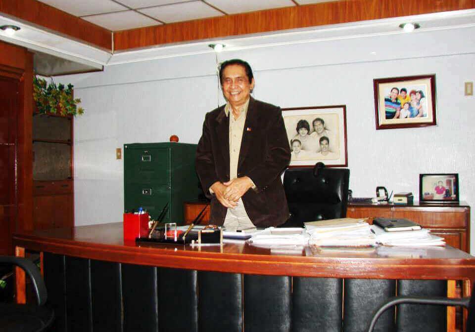 Pete O. Enciso