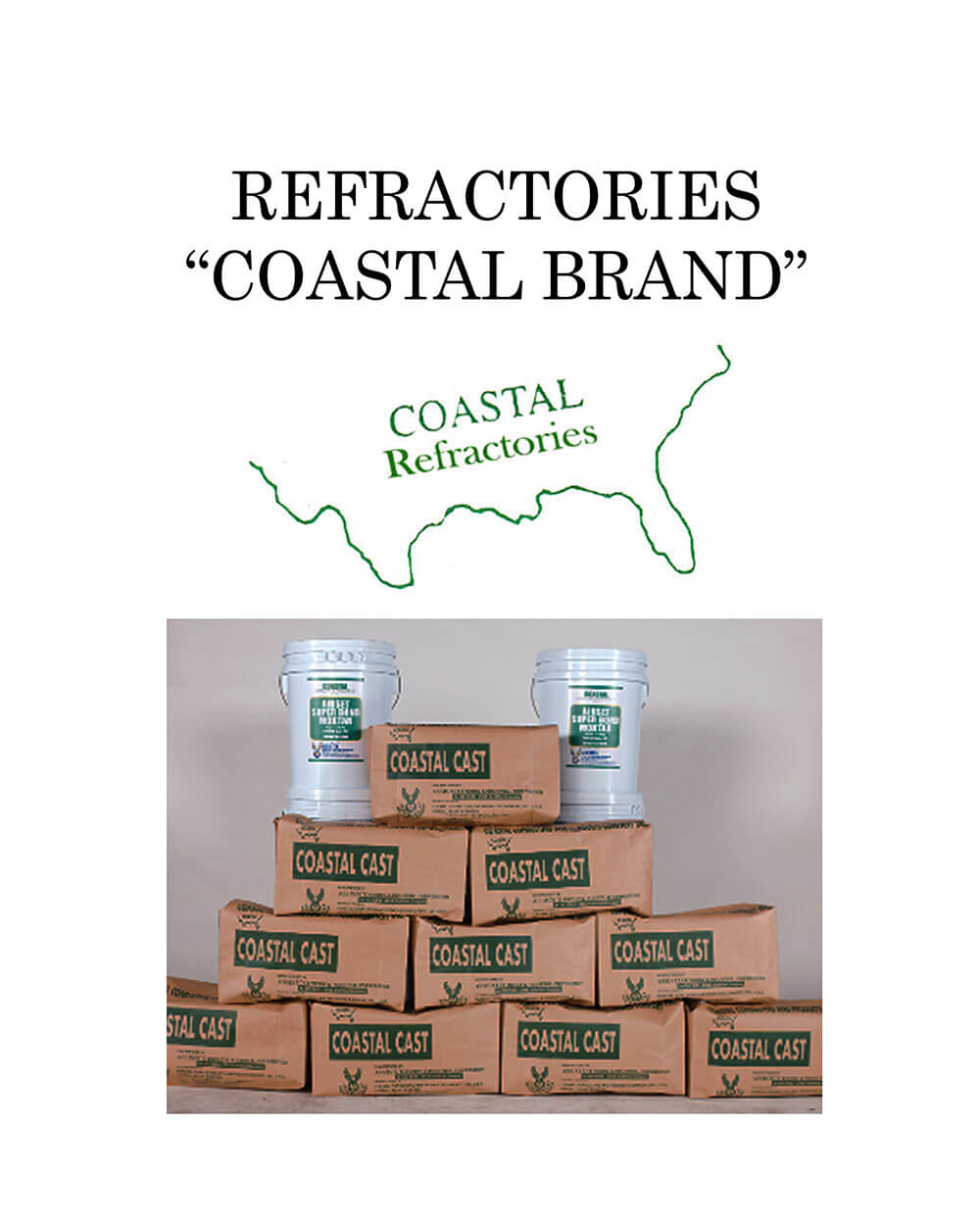"Refractories ""Coastal"" Brand"