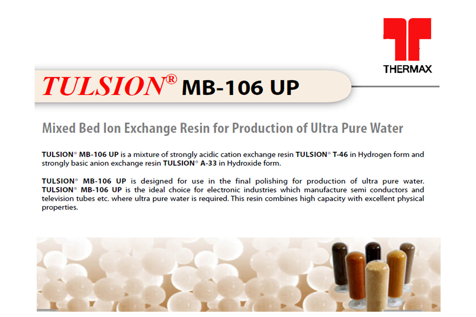 Tulsion MB-106 UP