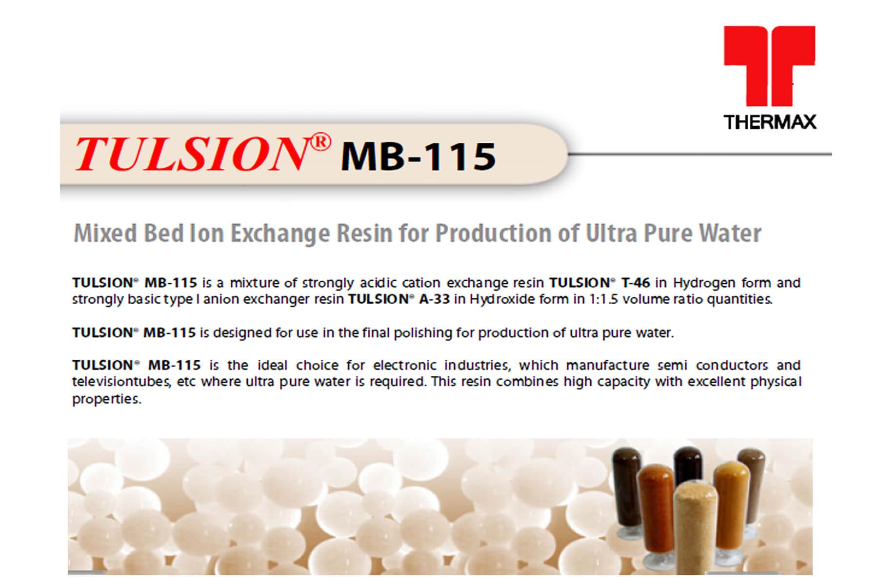 Tulsion MB-115