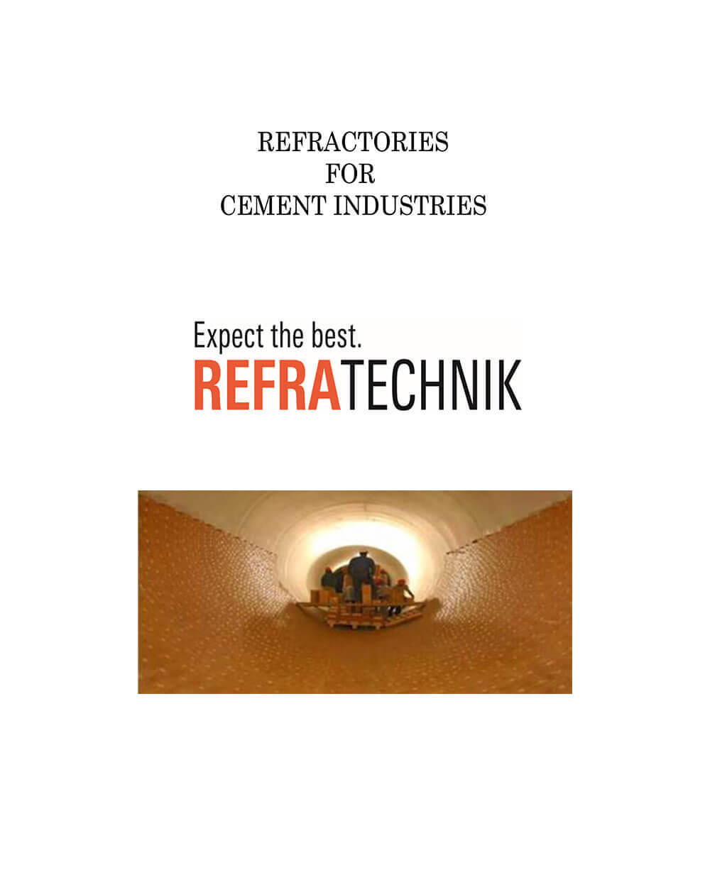 Refractories for Cement Industries
